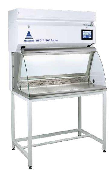 Skan / HFC-SH 1200 Patho mit Aktivkohle