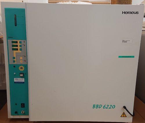 Heraeus / BBD 6220 CO2 Begasungsbrutschrank / Inkubator