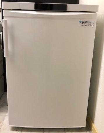 Medikamenten Tiefkühlschrank K-20°C. ME 98L