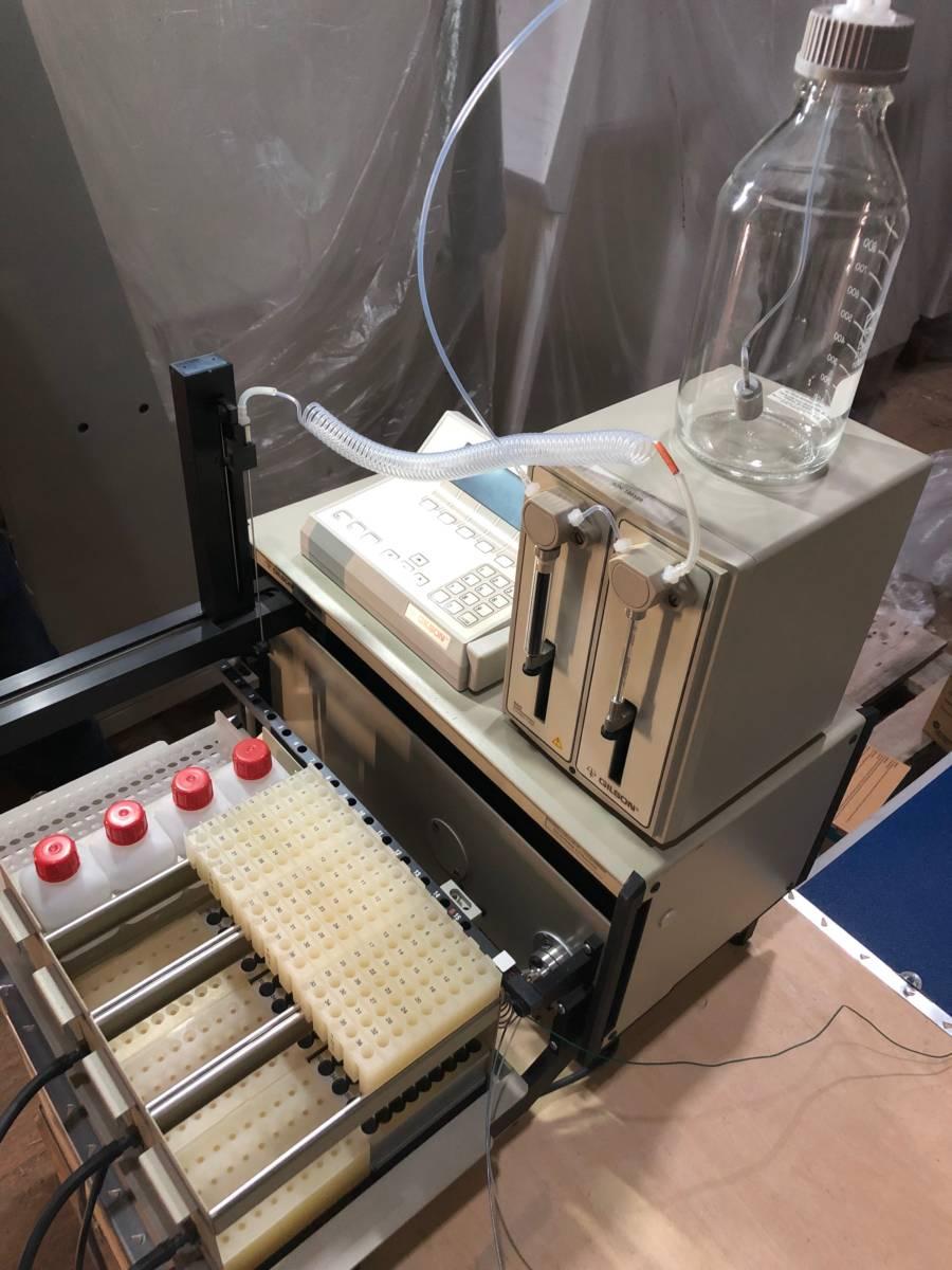 Gilson / ASPEC XL Sample Preparation System