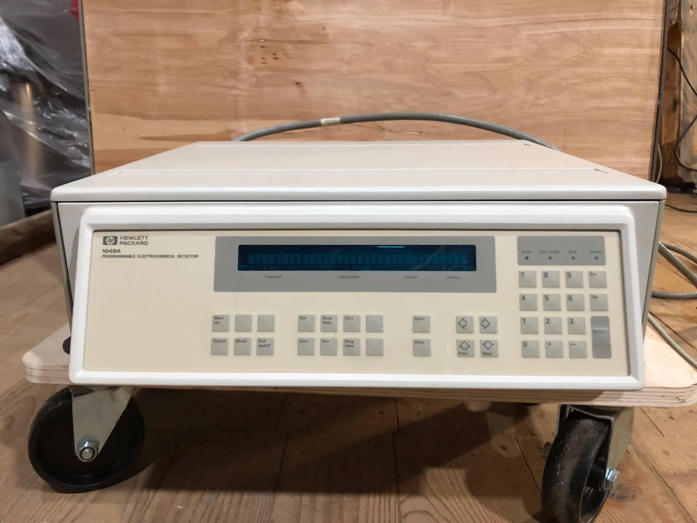 Hewlett Packard / Programmable Electrochemical Detector 1049A