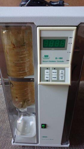 Büchi B-172 Vacuumsystem / Vaccum Regulator B-168