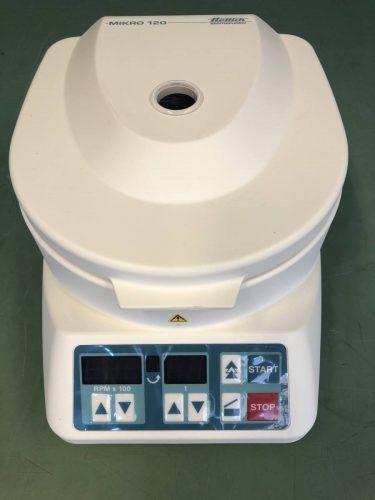 Mikroliter-Zentrifuge MIKRO 120 von Hettich