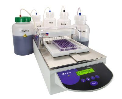 Biochrom / Fluido Microplate Washer mit 2 Waschlinien